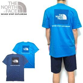 ノースフェイス Tシャツ メンズ RED BOX TEE レッドボックス THE NORTH FACE NF0A471A