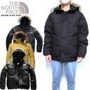 ノースフェイス ダウン メンズ ジャケット THE NORTH FACE ゴッサム Gotham Jacket III アウター ファー付き XS S M L XL NF0A33RG