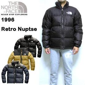 ノースフェイス THE NORTH FACE ダウンジャケット メンズ レトロ ヌプシ 1996 Retro Nuptse Jacket 19新作 アウター NF0A3C8D XS S M L XL
