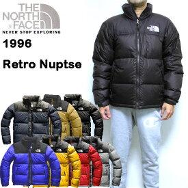 ノースフェイス ダウン メンズ ジャケット レトロ ヌプシ THE NORTH FACE 1996 Retro Nuptse Jacket 19新作 アウター NF0A3C8D XS S M L XL
