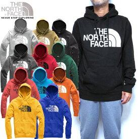 ノースフェイス パーカー メンズ Half Dome Hoodie スウェット THE NORTH FACE 19秋冬新作 プルオーバー 裏起毛 S M L XL