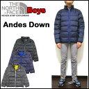 ノースフェイス ダウンジャケット キッズ Andes Down アウター THE NORTH FACE 男の子 ジュニア