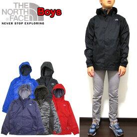 ノースフェイス キッズ ジャケット 男の子 BOYS RESOLVE REFLECTIVE JACKET アウター THE NORTH FACE 120 130 140 150 160 170cm