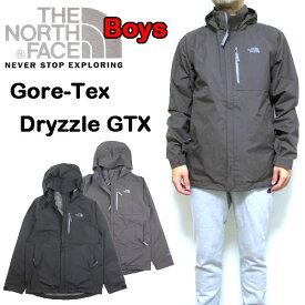 ノースフェイス キッズ ジャケット ゴアテックス BOYS DRYZZLE GTX JACKET アウター THE NORTH FACE 120 130 140 150 160 170cm