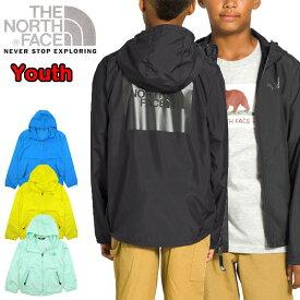ノースフェイス キッズ ジャケット アウター THE NORTH FACE YOUTH FLURRY WIND HOODIE 20新作 男の子 女の子 110 120 130 140 150 160 170cm