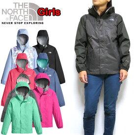 ノースフェイス キッズ ジャケット アウター Girls RESOLVE JACKET THE NORTH FACE 女の子 110 120 130cm