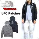 ノースフェイス THE NORTH FACE パーカー レディース ジップ Women's LFC Patches Zip Hoodie