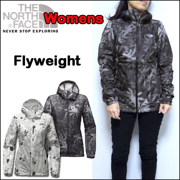 ノースフェイス レディース ジャケット FLYWEIGHT HOODIE ウィンドブレーカー 18新作 XS-L