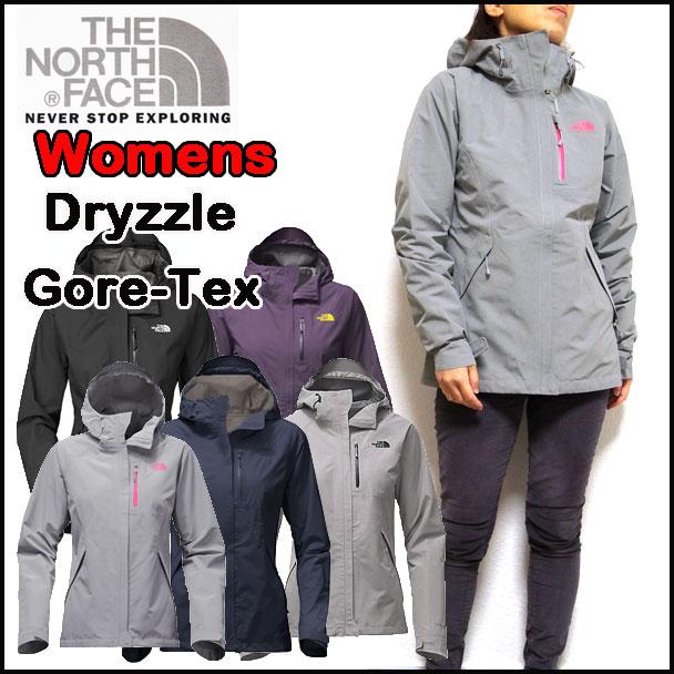 ノースフェイス THE NORTH FACE ゴアテックス ジャケット レディース マウンテンパーカー DRYZZLE XS-L
