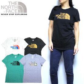 ノースフェイス レディース Tシャツ Half Dome Tee THE NORTH FACE XS S M L USA クルー