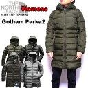 ノースフェイス THE NORTH FACE ダウンコート レディース Gotham Down Parka 2 防寒 アウター 19秋冬新作 XS S M L NF0A35BV
