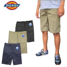ディッキーズ ハーフパンツ DICKIES キッズ ジュニア KR700 BOYS Classic Fit Flat Ultimate Short