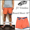 VANS/ vans / swimsuit / surf underwear / men /JT TRIMLINE BOARD SHORT/ board panties /18 inch / sea Bakery