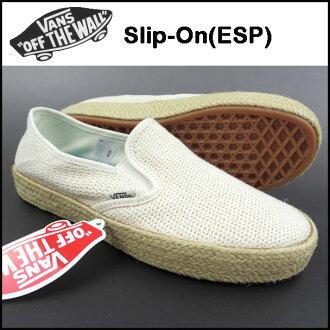 VANS卡车懒汉鞋女士运动鞋Slip On Esp(Mesh)VN-0A38IJFHZM