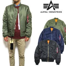 アルファ MA-1 alpha ジャケット メンズ スリム インダストリーズ SLIM FIT EUROPEAN FIT USA ミリタリー XS S