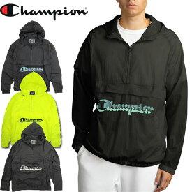 チャンピオン パーカー メンズ Champion ジャケット USA Manorak Jacket V0180 アノラック