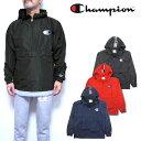 チャンピオン メンズ ジャケット Champion USA Stadium Packable Jacket V1012-586199 20新作 S M L XL