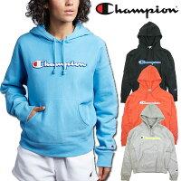 チャンピオン/パーカー/レディース/Champion/USA/スウェット/ECOFLEECEHOODIE/プルオーバー/S2467