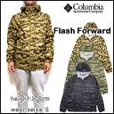 コロンビア COLUMBIA ジャケット メンズ Flash Forward Printed Windbreaker ウィンドブレイカー 迷彩