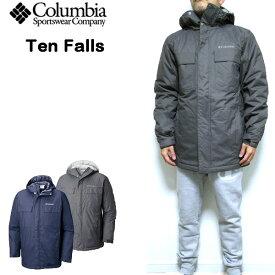 コロンビア ジャケット メンズ COLUMBIA Ten Falls Jacket アウター 防寒 中綿 18FW S M L XL