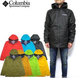 コロンビア ジャケット メンズ Watertight2 ウォータータイト ウィンドブレーカー RM2433 S M L XL アウター