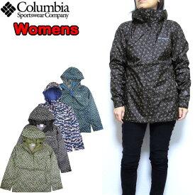 コロンビア Columbia レディース ジャケット Arcadia Print Jacket 迷彩 マウンテンパーカ レイン XS S M L
