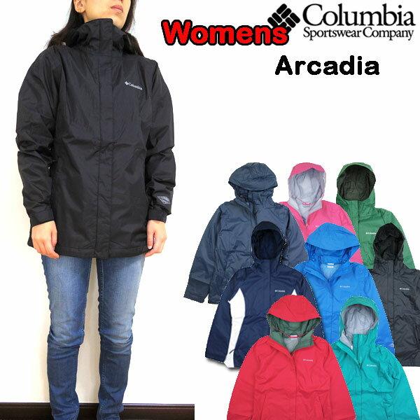 コロンビア レディース Columbia マウンテンパーカー ジャケット Arcadia 2 Jacket レイン アウター XS S M L