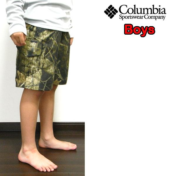 コロンビア Columbia キッズ 水着 BOYS SOLAR STREAM BOARDSHORT サーフパンツ AB4075 男の子