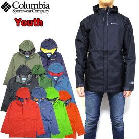 コロンビア Columbia ジャケット キッズ ジュニア マウンテンパーカー Youth Watertight Jacket 男の子 女の子RB2118