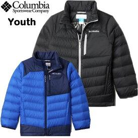 コロンビア アウター ダウンジャケット キッズ Columbia Autumn Park Down Jacket 20新作 男の子 女の子 オムニヒート 130 140 150 160 170