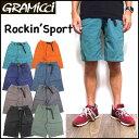 グラミチ GRAMICCI ショートパンツ メンズ クライミング Rockin' Sport Short ロッキン M-1050