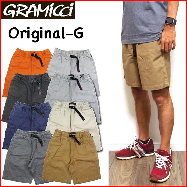 グラミチ GRAMICCI ショートパンツ メンズ Original G-Short クライミング M-1000