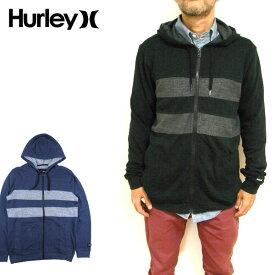 ハーレー HURLEY パーカー メンズ Block Party Hide Out Zip Hoody フルジップ MFT0001420