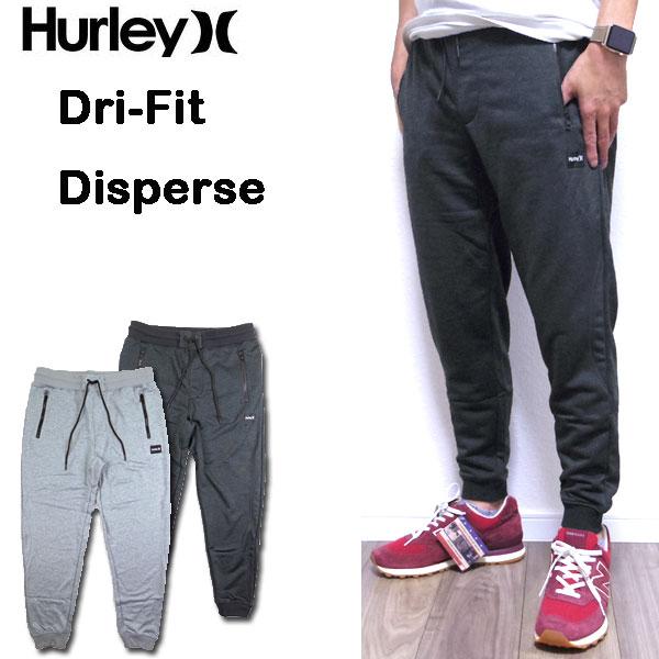 HURLEY ハーレー メンズ スウェットパンツ DRI-FIT DISPERSE ドライフィット BQ6476 スリム S M L XL