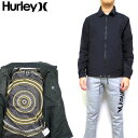 ハーレー メンズ ジャケット HURLEY Cryptik Jacket AV8065 コラボ 19FW S M L XL