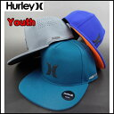 HURLEY ハーレー キッズ 帽子 キャップ ボーイズ YOUTH DRI-FT ICON CAP ジュニア ハット 9A7002