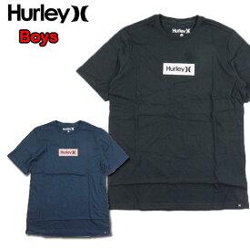 ハーレー Tシャツ キッズ HURLEY ボーイズ BOYS PREMIUM ONE&ONLY SMALL BOX TEE ロゴ