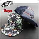 VANS バンズ キッズ メッシュ キャップ CLASSIC PATCH TRUCKER PLUS CAP ジュニア トラッカー 帽子