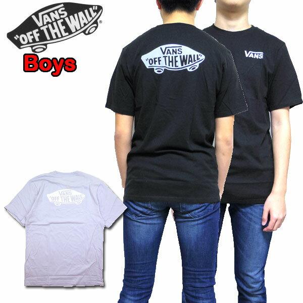 バンズ VANS キッズ Tシャツ BOYS OTW CLASSIC TEE ボーイズ 19新作 半袖 男の子 120 130 140 150 160 170cm
