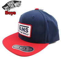 VANS/バンズ/キャップ/帽子/キッズ/子供/ボーイズ