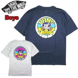 バンズ VANS キッズ Tシャツ BOYS RIPPIN RAT TEE ボーイズ ティーシャツ 120 130 140 150 160 170cm