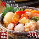 これだけで豪華海鮮丼に!12種類の海鮮漬 300g 2人前(北海道加工)【2コで送料無料】解凍するだけで食べられます海…