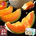北海道 夕張メロン メロン 合計3.2kg(2玉)送料無料訳あり お徳用 産地直送赤肉メロン グルメ フルーツ 果物 食品 景品…