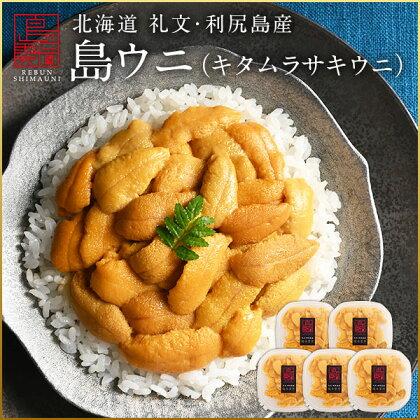 生うに無添加塩水パックキタムラサキウニ360g【送料無料】礼文・利尻島産島うに