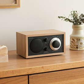 オーディオ Tivoli Audio Model One BT スピーカー Bluetooth ラジオ ウォールナット ベージュ 木製 ナチュラル ヴィンテージ 北欧 シンプル 送料無料 即日出荷可能