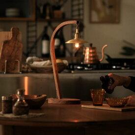 テーブルランプ デスク照明 DEPEND Aタイプ 木製 白熱球 アンティーク 北欧 リビング おしゃれ あす楽対応