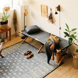 フォールディングベッド Oliver オリバー ガーデンチェアー 木製 アカシア おしゃれ 送料無料 即日出荷可能