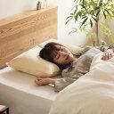 枕 フェザー ピロー 43×63 寝具