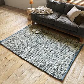 ラグ ラグマット AMIN 90×130 長方形 リビング モダン 北欧 ナチュラル 四角形 おしゃれ おすすめ