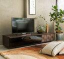 テレビ台 COLK テレビボード Mサイズ ヴィンテージ モダン ブラウン 木製 160 完成品 おしゃれ 送料無料
